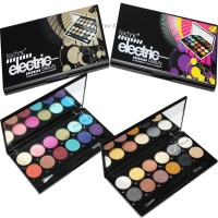 Technic Electric Beauty 12 Eyeshadow Pallete