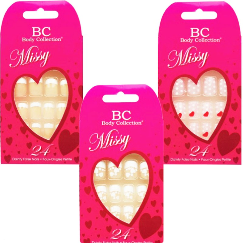 Body Collection Missy False 24 Nails