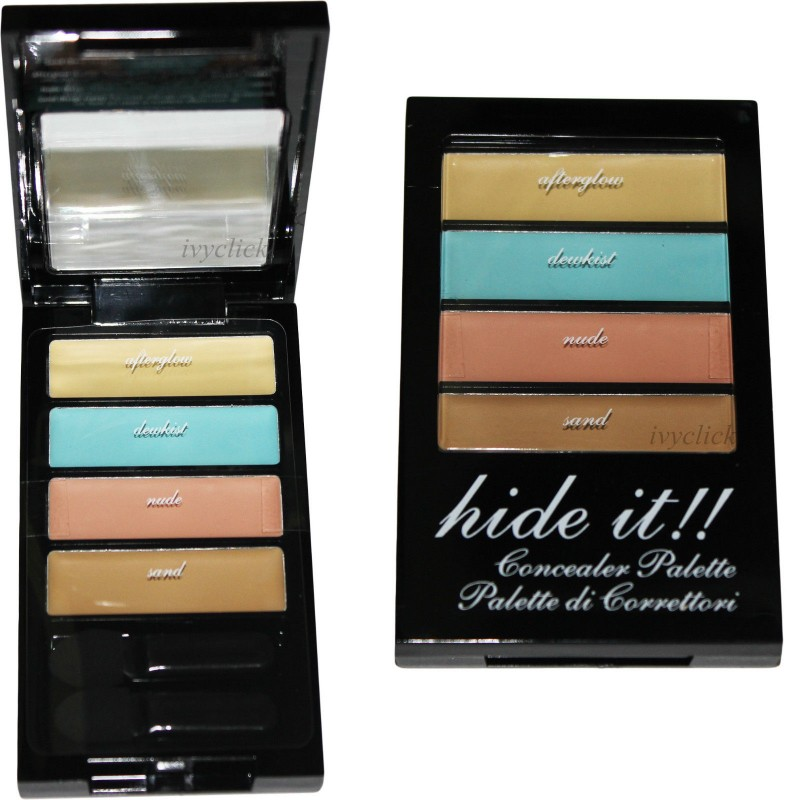 Technic Hide It Concealer 4 Shade Palette
